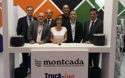 Montcada, satisfecha con su participación en Automechanika Frankfurt 2016