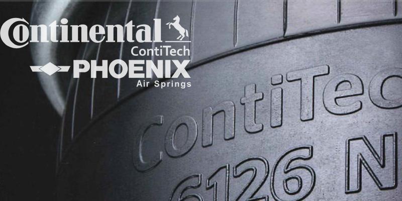 Montcada, distribuidor oficial de ContiTech y Phoenix