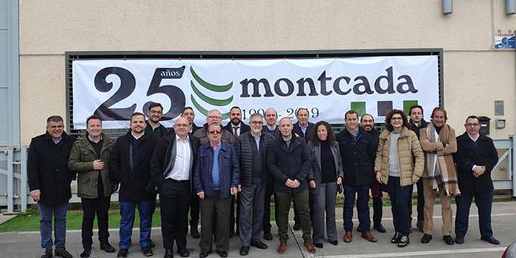 Montcada celebra su convención anual de ventas 2019
