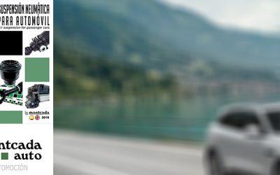 Catálogo Suspensión Neumática para Automóvil 2019