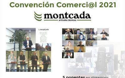 Convención Anual 2021 de Montcada Artículos Técnicos