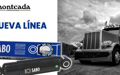 Nueva línea de Amortiguadores Uni-Trailer de SABO