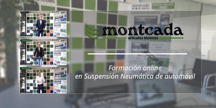 Formación online en Suspensión Neumática de automóvil – WEBINAR
